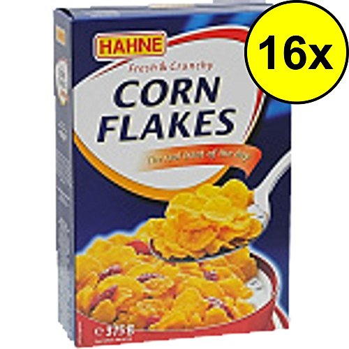 Hahne Cornflakes VPE (16x375g Packung)